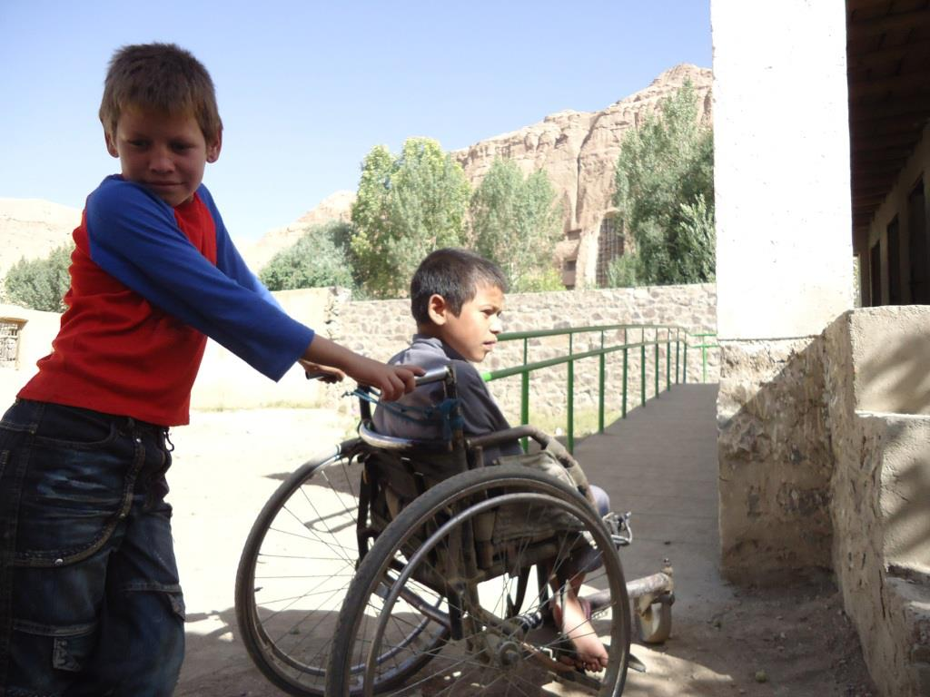 Clear Path International is Ramping Up Accessibility for People with Disabilities in Afghanistan