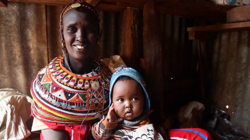 A great Mother's Day Story from my friends at The BOMA Project